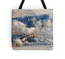 winter light Tote Bag
