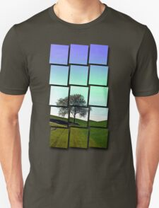 Lonely tree in the middle of nowhere | landscape photography Unisex T-Shirt
