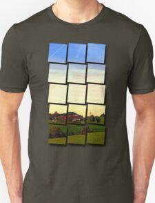 Peaceful autumn scenery | landscape photography Unisex T-Shirt