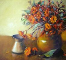 Still life study by Ivana Pinaffo