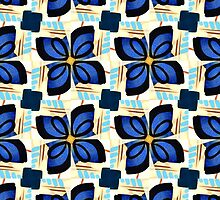 Abstract Pattern #2 by Lisa V Robinson