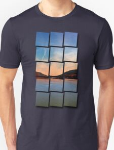 Danube river valley | waterscape photography T-Shirt