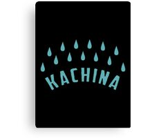 Kachina Canvas Print