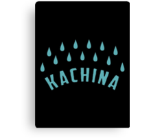 Kachina Canvas Print