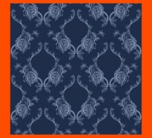 Elegance Seamless pattern with flowers ornament Kids Clothes