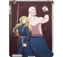 The Armstrong Siblings iPad Case/Skin