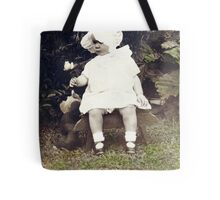 Mom and Winnie Tote Bag