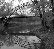 Chapel Bridge  by mnkreations