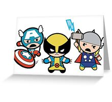 CWT Heroes Greeting Card