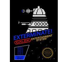 NINTENDO: NES EXTERMINATE! Photographic Print