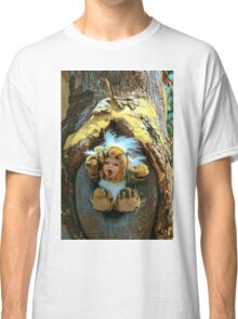 Hole in the Trunk TIger Doll  Classic T-Shirt