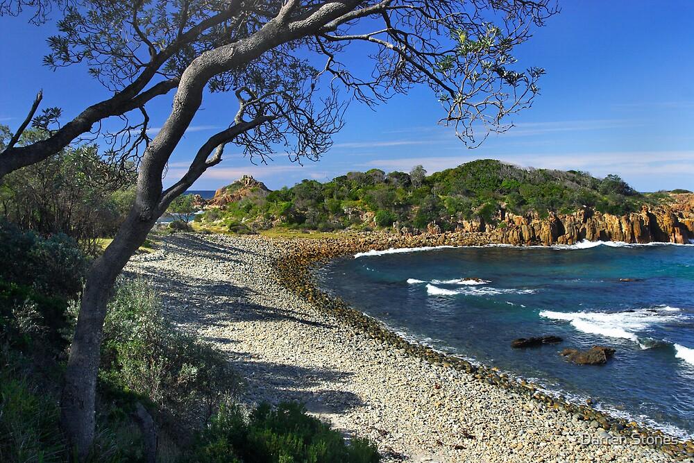 Mimosa Rocks by Darren Stones