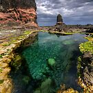 Pulpit Rock Pool by Robert Mullner