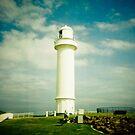 Lighthouse by David Johnson