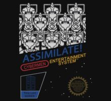 NINTENDO: NES ASSIMILATE! by Joshua holt