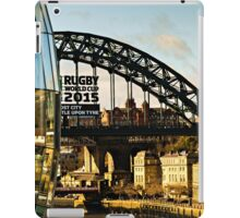 Gateshead Sage and Tyne Bridge iPad Case/Skin