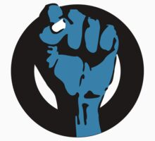 blue blooded fist by asyrum