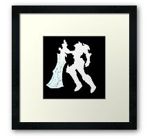 Riven Championship - White Version Framed Print