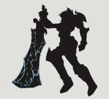Riven Championship - Black Version T-Shirt