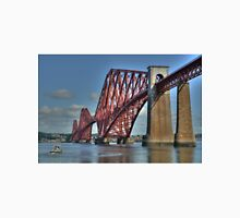 Forth Bridge, South Queensferry, Scotland Unisex T-Shirt
