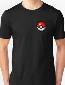 8-bit Pokeball T-Shirt