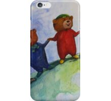 The Berlin Bears of Friendship iPhone Case/Skin