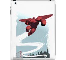 Baymax in the sky! iPad Case/Skin