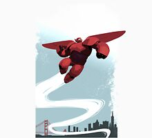 Baymax in the sky! T-Shirt