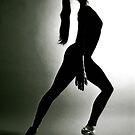 Former ABT ballerina Lucette Katerndahl. 1979 by Daniel Sorine