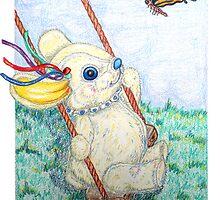 Pooky Swing by Lorna Gerard