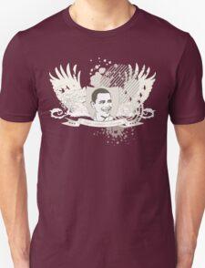 obama : hi-fi Unisex T-Shirt