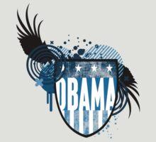 obama : hi-fi crest by asyrum