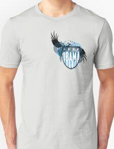 obama : hi-fi crest Unisex T-Shirt
