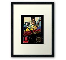 NINTENDO: NES TD GWEN & TRENT Framed Print