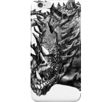 Dragon Machine [Digital Fantasy Illustration] iPhone Case/Skin