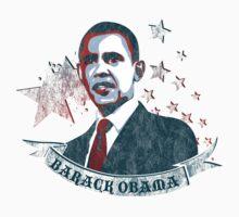 barack obama : starz and scrollz by asyrum