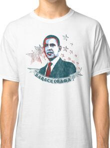 barack obama : starz and scrollz Classic T-Shirt