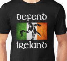defend ireland flag Unisex T-Shirt