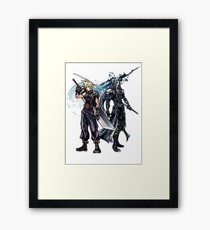 FFantasy Framed Print