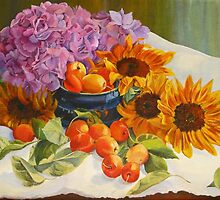 Magic of Summer by Beatrice Cloake Pasquier