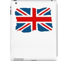 United Kingdom    Flag iPad Case/Skin