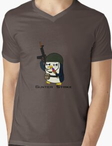 Gunter Strike  Mens V-Neck T-Shirt