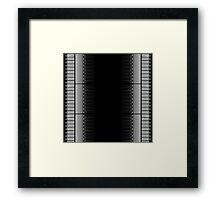 Graph I Framed Print