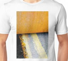 HAMM Roller on Double Yellow Lines Unisex T-Shirt