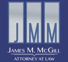 James M. McGill (JMM) by Tee Dunk