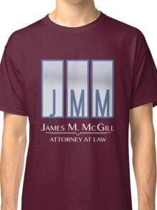 James M. McGill (JMM) Classic T-Shirt