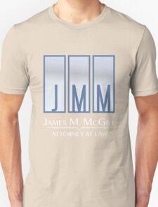 James M. McGill (JMM) T-Shirt