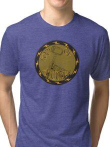 God of thunder Tri-blend T-Shirt