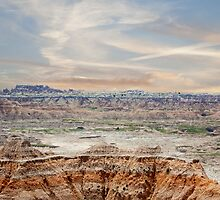 Beautiful Badlands by designingjudy