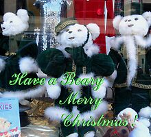 Have a Beary Merry Christmas by Rebecca Bryson